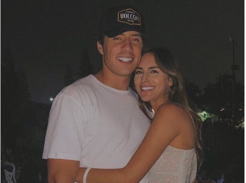 Notre Dame Ian Book's Pretty Girlfriend Ashton Boyd