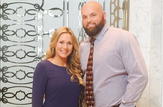 Melissa Whitworth 5 Facts about Andrew Whitworth's Wife
