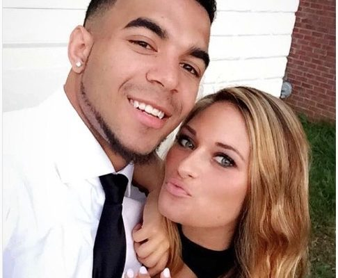 Jordan Wilkins' Girlfriend Brooke Deason