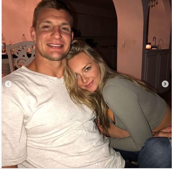 Rob Gronkowski's Model Girlfriend Camille Kostek (bio, Wiki