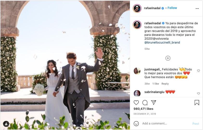 Xisca Perello,Rafael Nadal wife