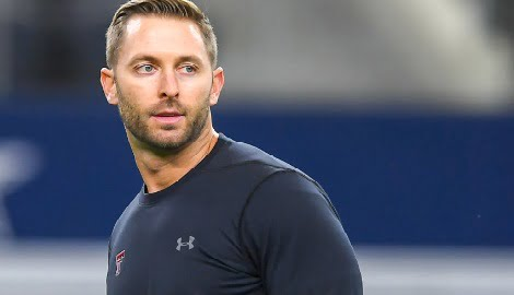 Who is Kliff Kingsbury's Girlfriend/Wife?