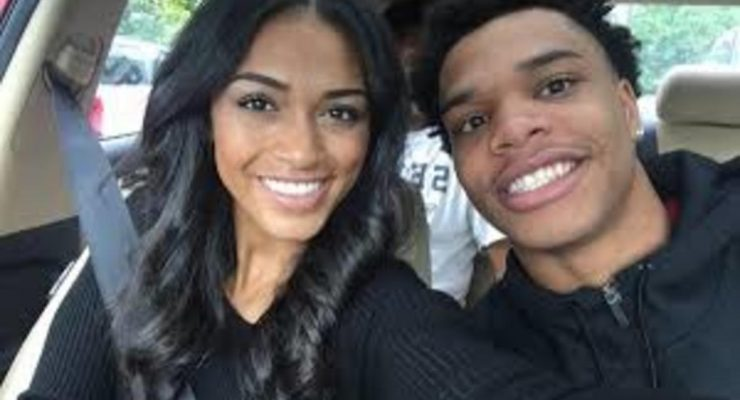 Meet Miles Bridges' Girlfriend Mychelle Johnson