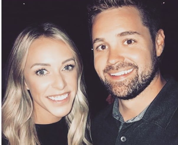 Ricky Stenhouse's New Girlfriend Brittany Long