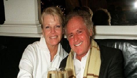 Sue Wolf Sportscaster Warner Wolf's Wife