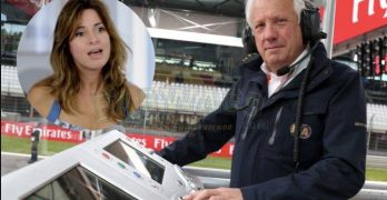 Charlie Whiting's Wife Juliette Whiting