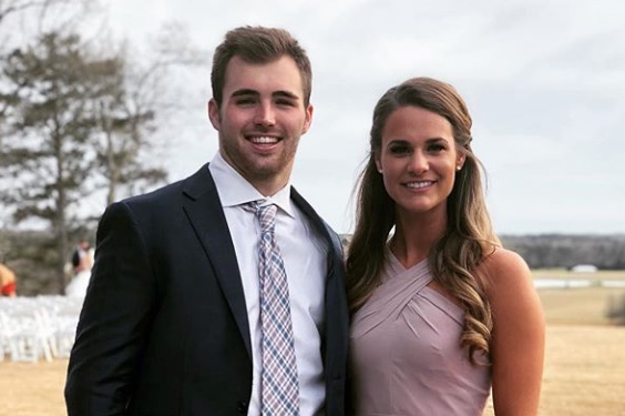Meet Jake Fromm's Pretty Girlfriend Caroline Ostman
