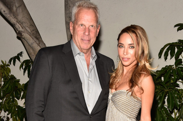 Steve Tisch's Girlfriend Katia Francesconi