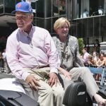 Tom Seaver's Wife Nancy Lynn McIntyre/ Nancy Seaver