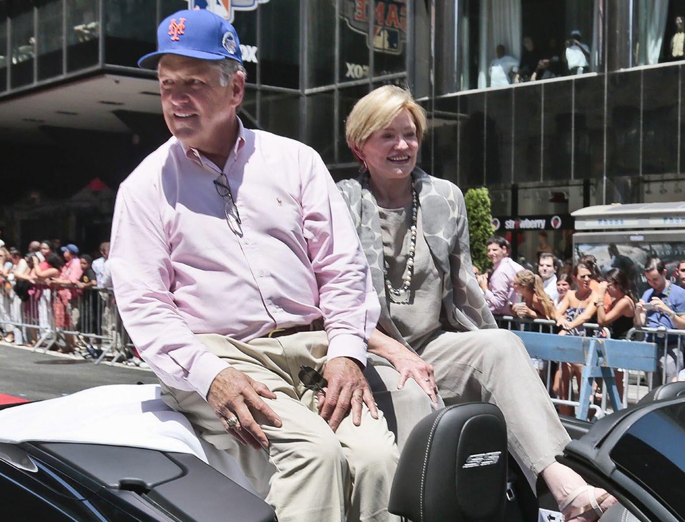 Tom Seaver's Wife Nancy Lynn McIntyre/ Nancy Seaver