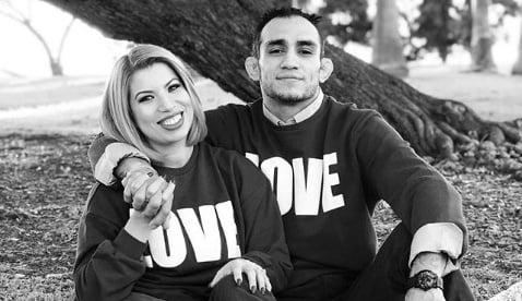UFC Tony Ferguson's Wife Cristina Ferguson