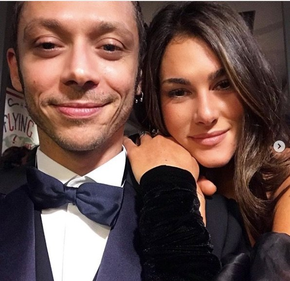 Valentino Rossi's New Girlfriend Francesca Sofia Novello