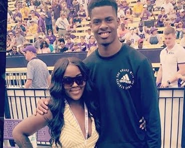 Andraez Greedy Williams' Girlfriend Taquana