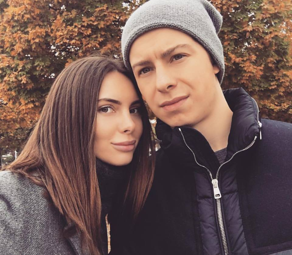 Nikita Gusev's Wife Marina Guseva