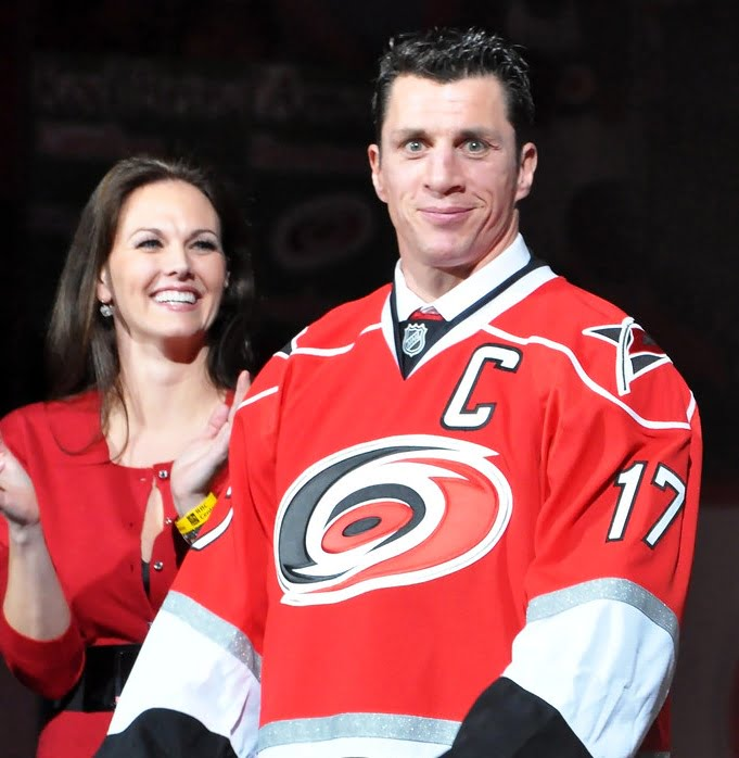 Rod Brind'Amour's Wife Amy Biedenbach Brind'Amour