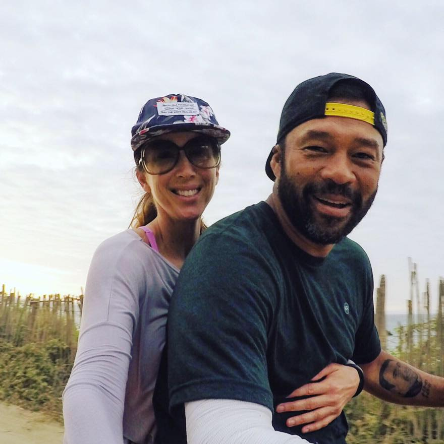 Sunny Garcia's Ex-Wife Colleen McCullough