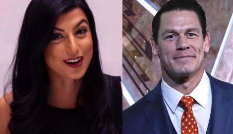 Meet John Cena's New Girlfriend Shay Shariatzadeh