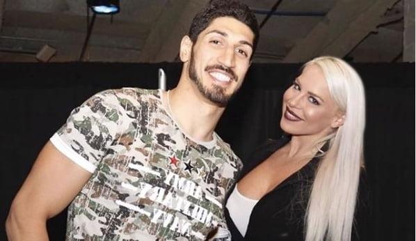 Dana Brooke 5 Facts About Enes Kanter's WWE Girlfriend