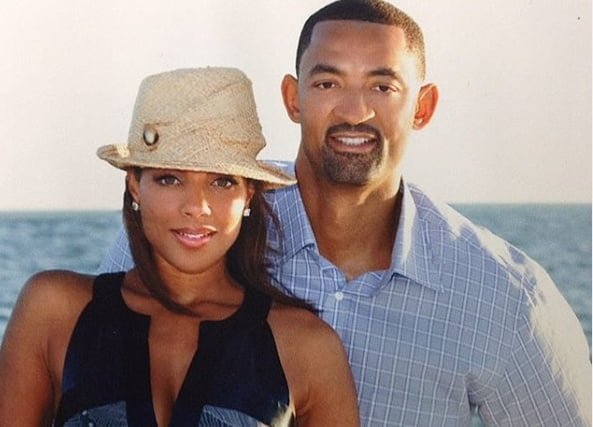 Juwan Howard's Wife Jenine Wardally Howard