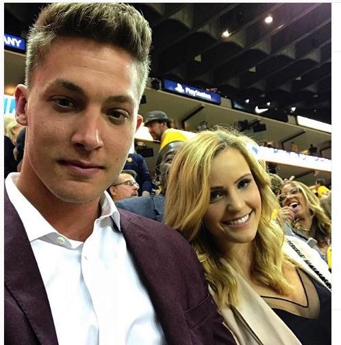 Meyers Leonard's Wife Elle Leonard