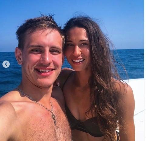 Vitalia Diatchenko's Boyfriend Ivan Nalimov