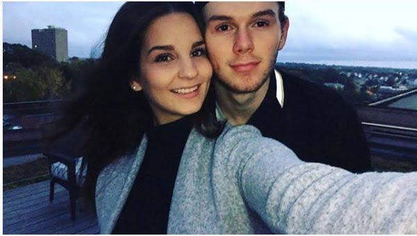 Jeremy Lauzon's Girlfriend Alyson Marquis