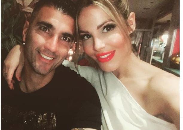 Jose Antonio Reyes' Wife Noelia López