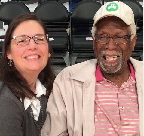 Bill Russell's Wife Jeannine Russell