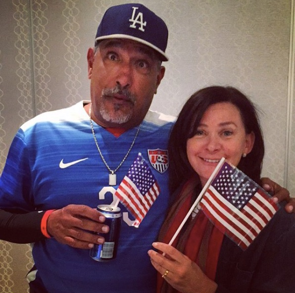 Christen Press' Parents Cody Press & Stacy Press
