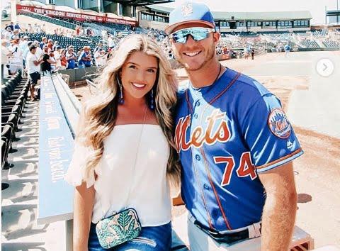 Meet Pete Alonso's Girlfriend Haley Renee Walsh