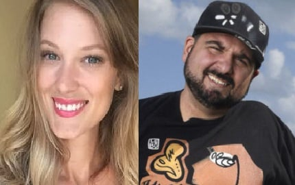 Dan Le Batard's Girlfriend Valerie Scheide