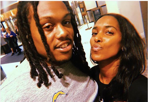 Darius Philon's Girlfriend Takecia Jameson