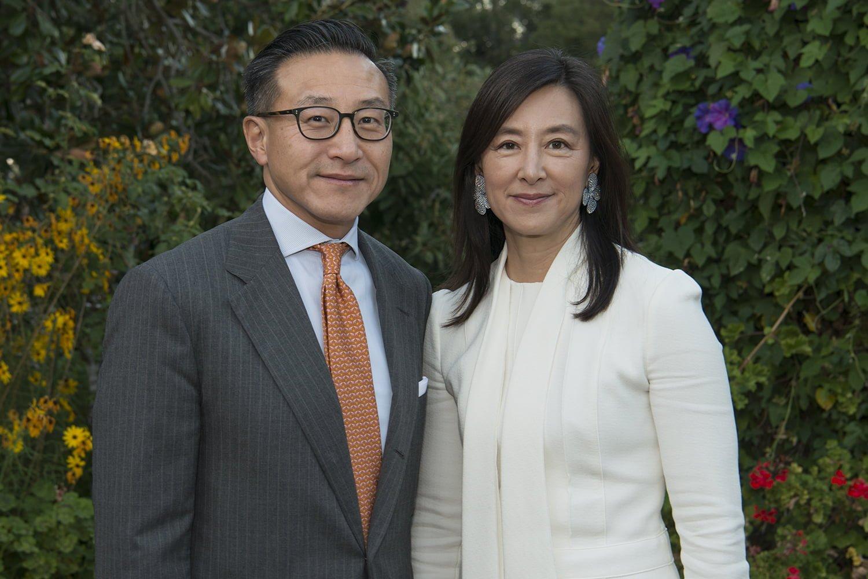 Nets' Owner Joseph Tsai's Wife Clara Wu Tsai