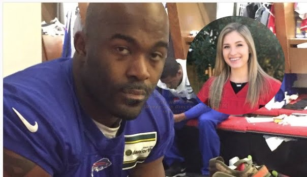 Mario Williams' Baby-Mama Torie Porter