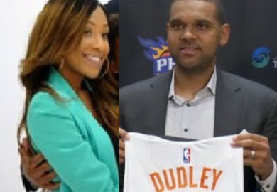 Jared Dudley's Wife Christina Dudley