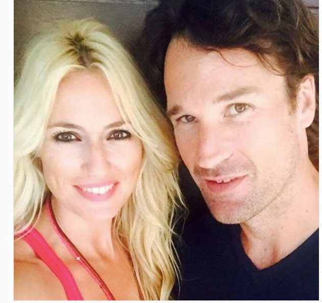 Carlos Moya's Wife Carolina Cerezuela