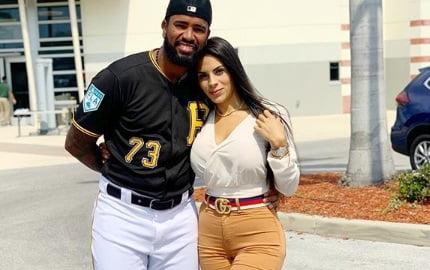 Prescilla Vazquez MLB Felipe Vazquez's Sister