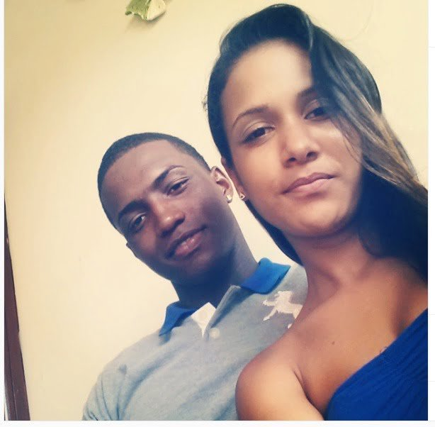 Victor Robles' Wife Diannelis Lopez