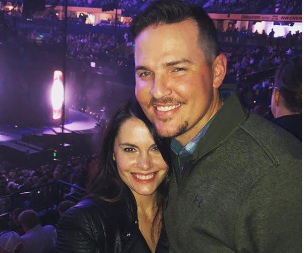 Will Harris' Wife Caroline Bergeron Harris