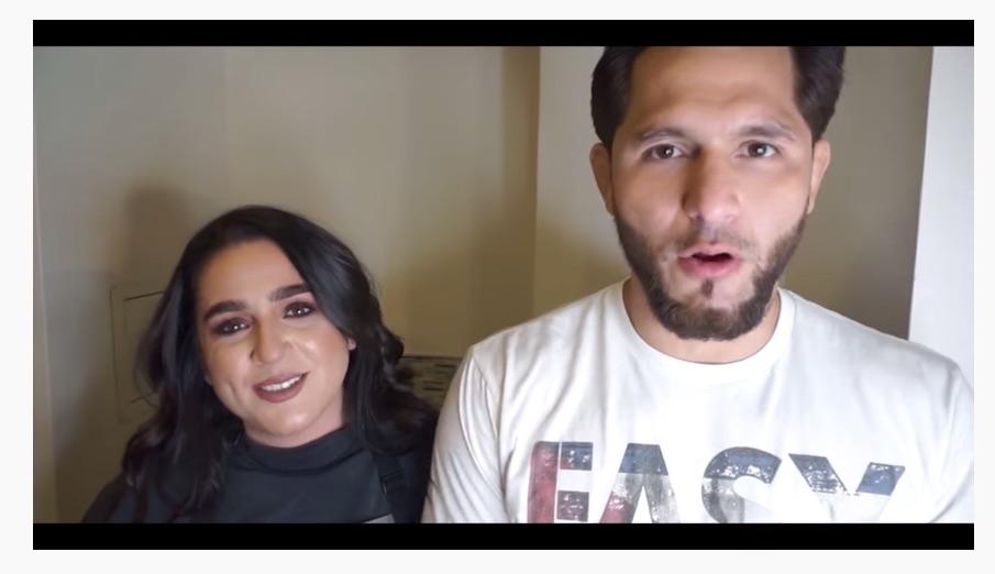 Meet Jorge Masvidal's girlfriend Iman Kawa