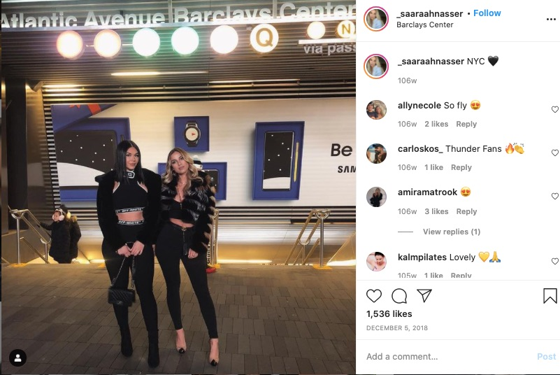 Daniela Rajic and Sarah Nasser Gallery - Sports Gossip