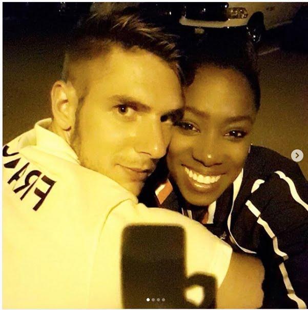 Morgan Cipres' Partner Vanessa James