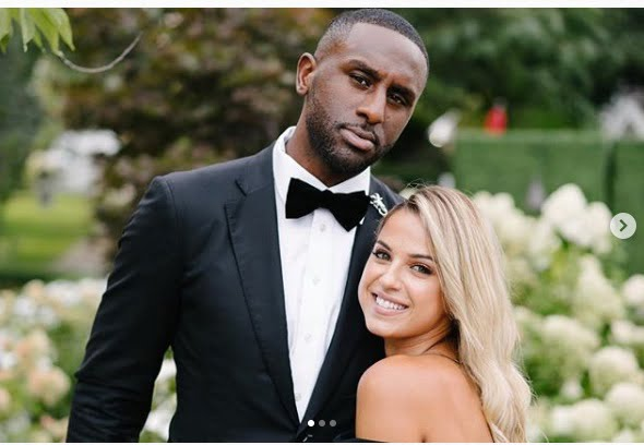 Patrick Patterson's Wife Sarah Nasser Patterson