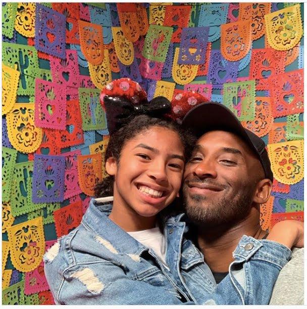 Kobe Bryant's Daughter Gianna Gigi Bryant