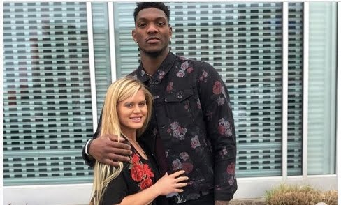 Silvio de Sousa's Girlfriend Tarin Travieso