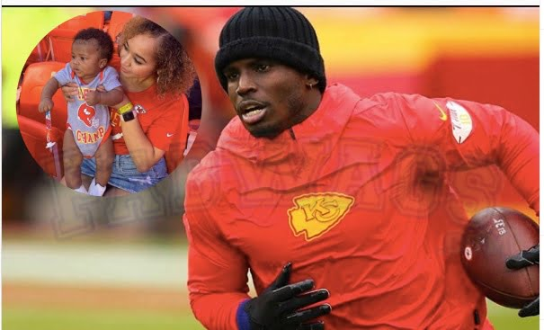 Tyreek Hill's New Girlfriend Kymsley Jackson