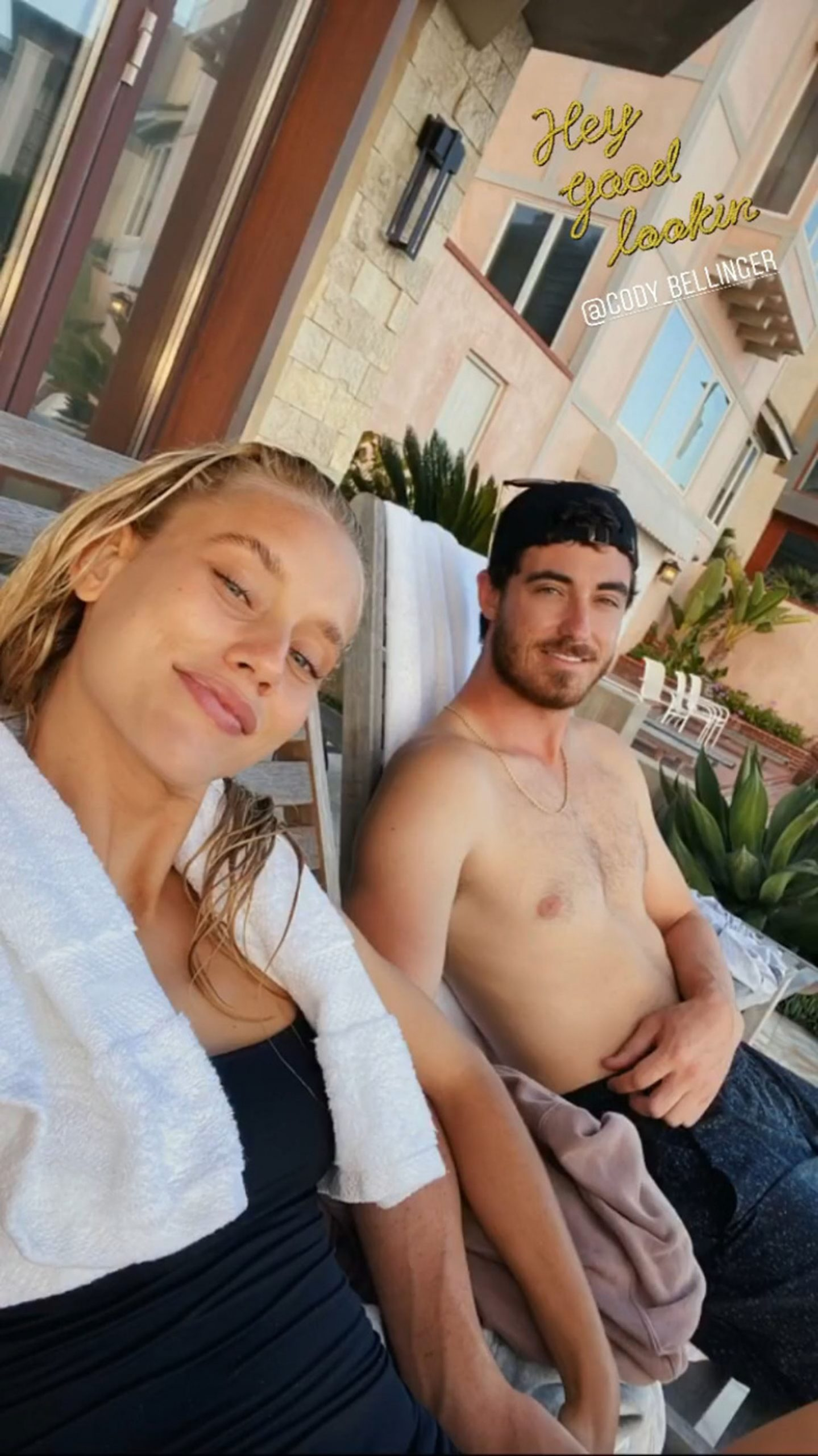 Chase Carter 5 Facts About Cody Bellinger's Girlfriend