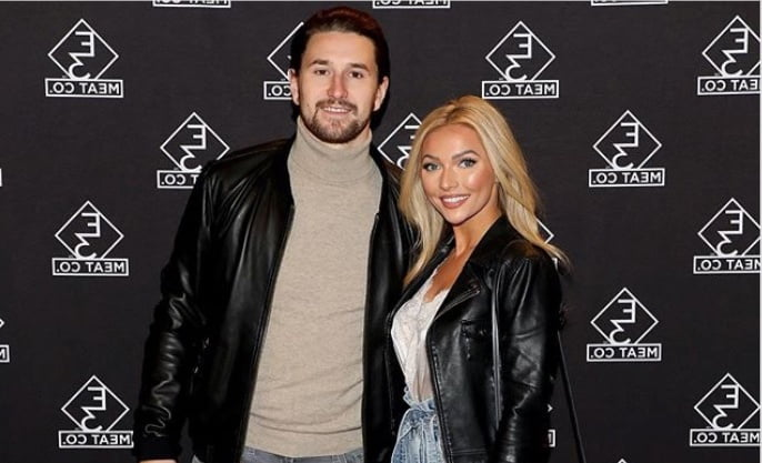 Filip Forsberg's Girlfriend Erin Alvey