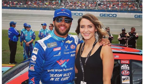 Meet Bubba Wallace's Girlfriend Amanda Carter
