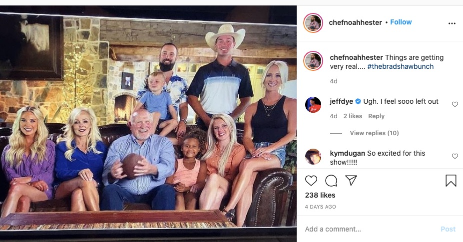 Terry Bradshaw's Daughter Lacey Hester Luttrull